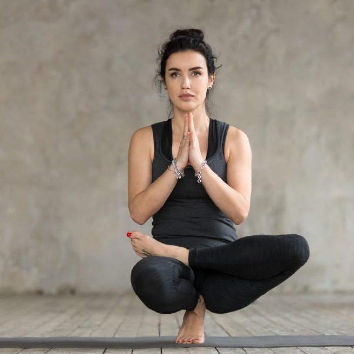 Inicio, Ashtanga Yoga